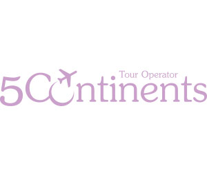 cliente 5Continents Tour Operator logotipo