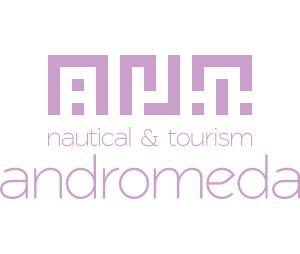 cliente Andromeda Nautical & Tourism logotipo