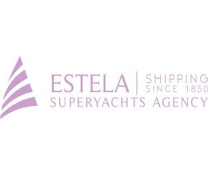 cliente Estela Shipping Superyachts Agency logotipo