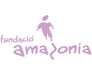 cliente Fundació Amazonia logotipo