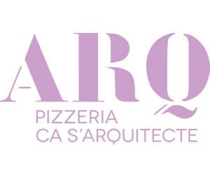 cliente Pizzeria Ca s'Arquitecte logotipo