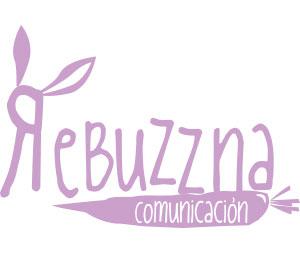 cliente Rebuzzna Comunicación logotipo