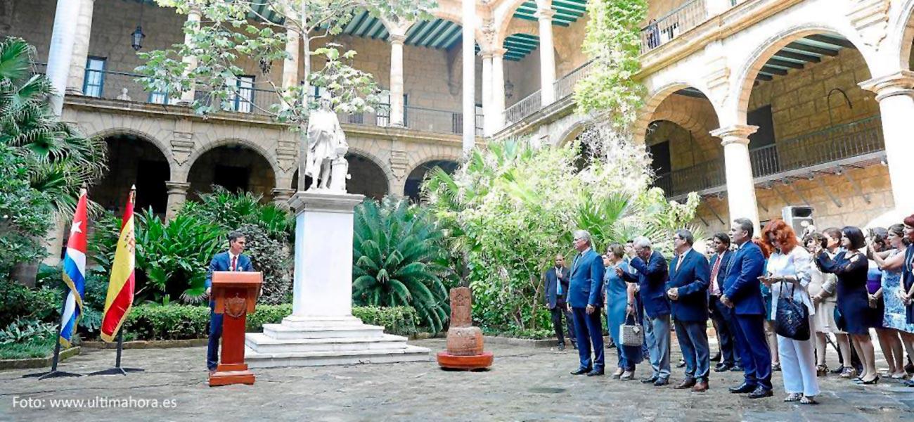 "Diseño de cartel ""Silla de Maceo"" expo Castell de Bellver"