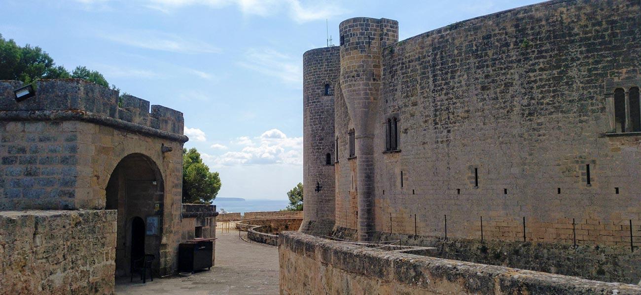 Castell de Bellver, Palma, Mallorca